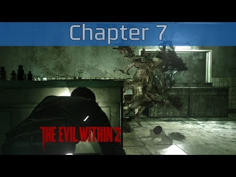 The Evil Within 2 - Chapter 7: Lust for Art Walkthrough [HD 1080P/60FPS]