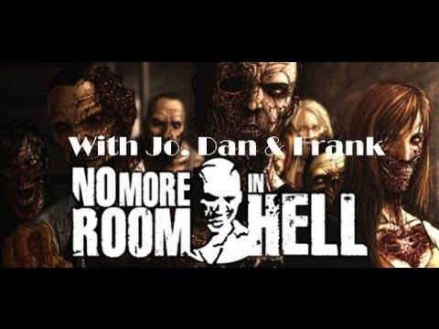 No More Room In Hell - Broadway - With Jo, Dan & Frank