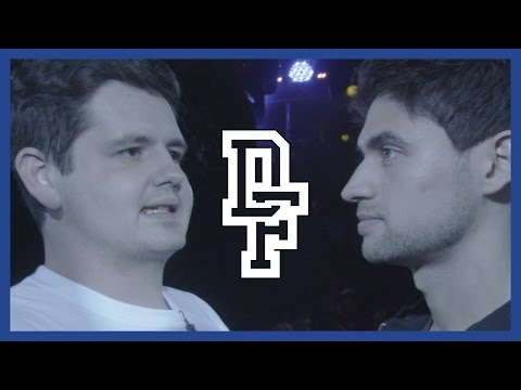 CRUGER VS FRESCO | Don't Flop Rap Battle