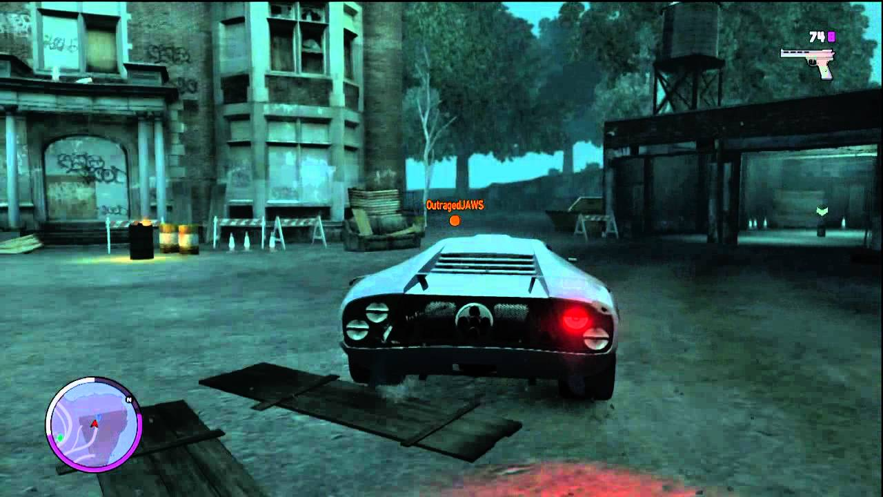 Gta4 Tbogt Hidden Vehicles Dealer Ships And More Youtube