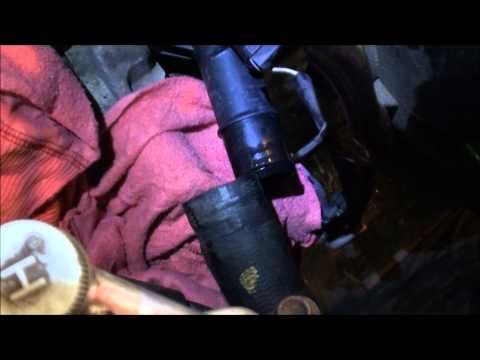 2004 - 2009 Mazda 3 Thermostat Replacement Tutorial P0126