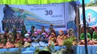 sdn30maros, Pentas Seni Musik Tradisional