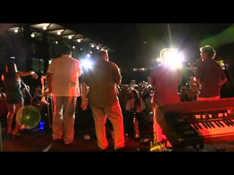 Ladies Night and Give It To Me live by Philadelphia Funk Authority