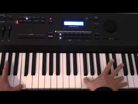 How To Play Bills on piano - LunchMoney Lewis - Bills Piano Tutorial