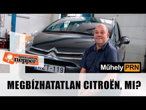 MűhelyPRN 104: Megbízhatatlan Citroën, mi? thumbnail