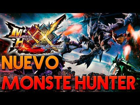 [Info] NUEVO Monster Hunter Double Cross!! ÉPICO! O_O