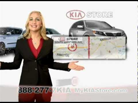 The Kia Store- You Keep The Rebate - YouTube