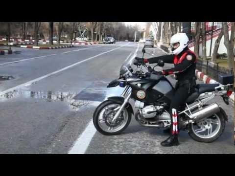 Delta Motorsports Polis Motosiklet Kaskı