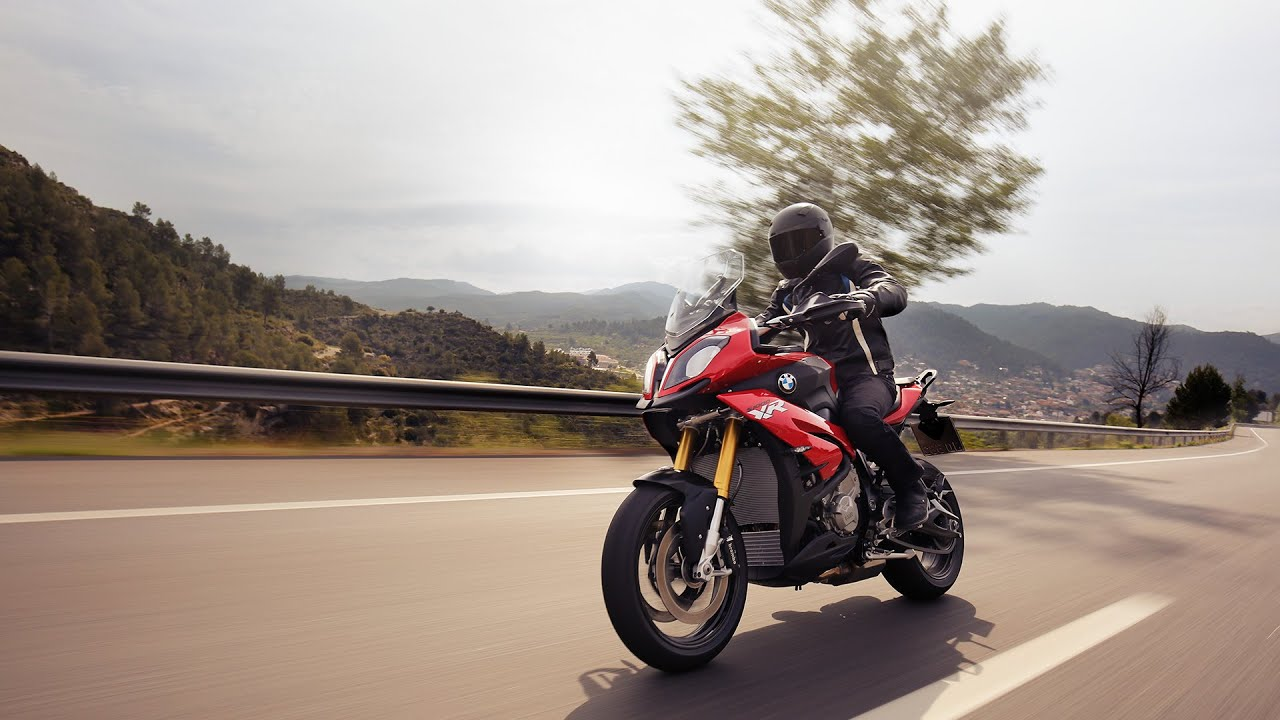2016 Bmw S1000xr Including Abs Youtube