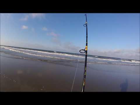 Virginia Beach Oceanfront Surf fishing