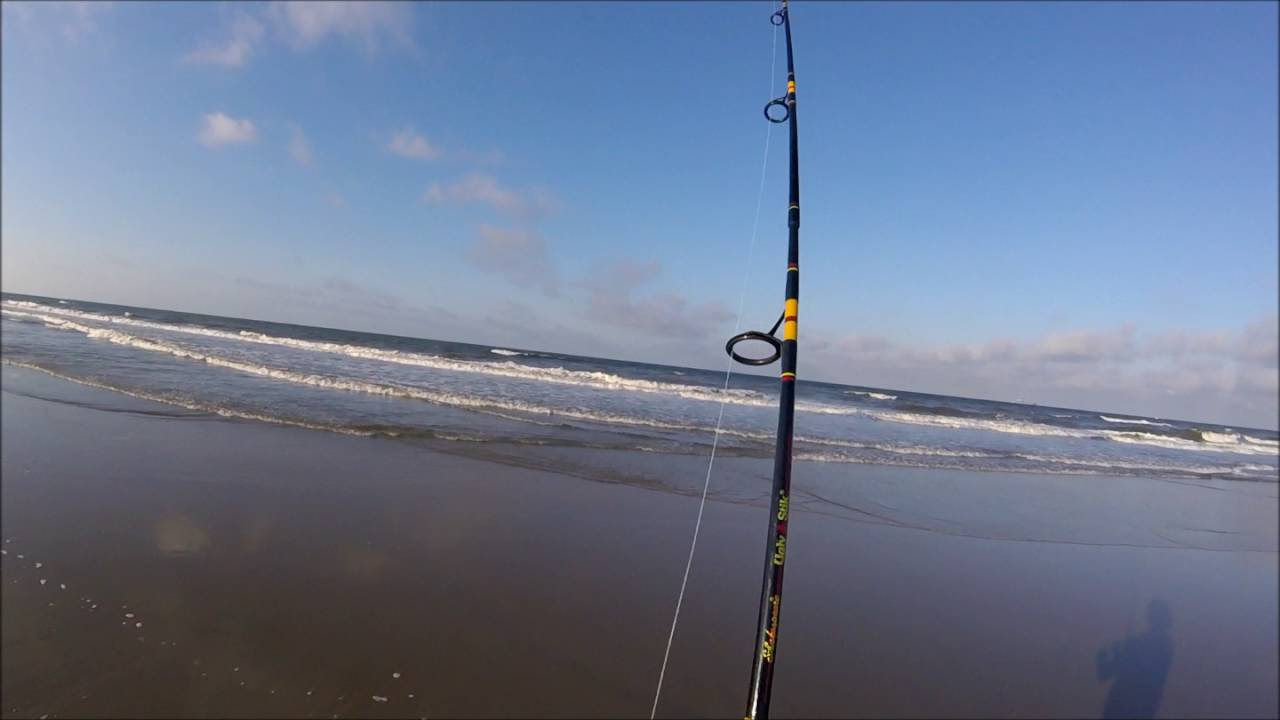 Virginia beach oceanfront surf fishing doovi for Surf fishing virginia beach