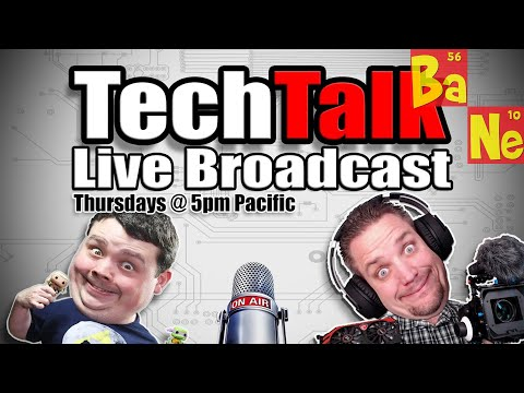 TechTalk #100 - Seriously? We've made 100 of these?