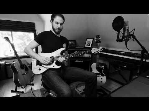 Tone Test - Eventide Space (Hall) Reverb - Marshall JVM100 - Washburn N4 Korina