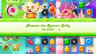 Candy Crush Jelly Saga Level 1213 (3 stars, No boosters)
