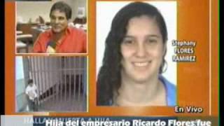 Hallan muerta a hija del empresario Ricardo Flores en hotel de Miraflores