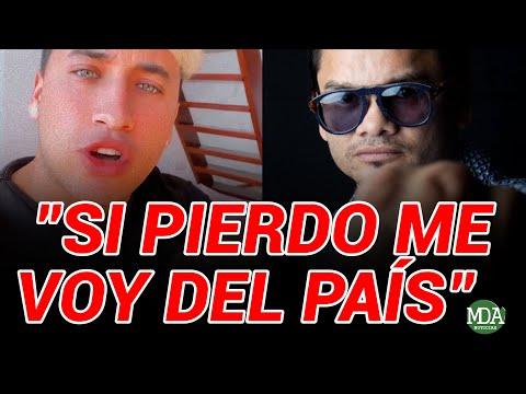 Download YAO CABRERA volvió a desafiar al CHINO MAIDANA a una PELEA y afirmó que SI PIERDE SE VA de ARGENTINA