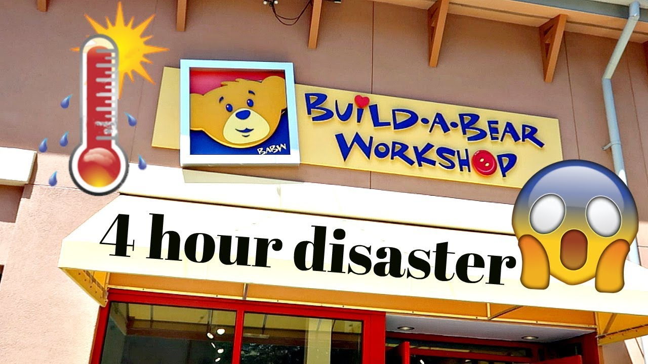 Build-A-Bear Workshop will hold another 'Pay Your Age' event  but this time, there's a catch