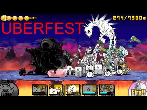 The Battle Cats - XP Colosseum - UBERFEST