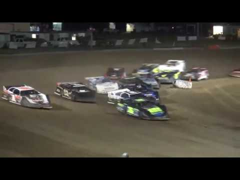 IMS Late Model feature Independence Motor Speedway 6/16/18