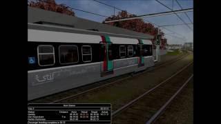 Open Rails - RER B - ILUK 31