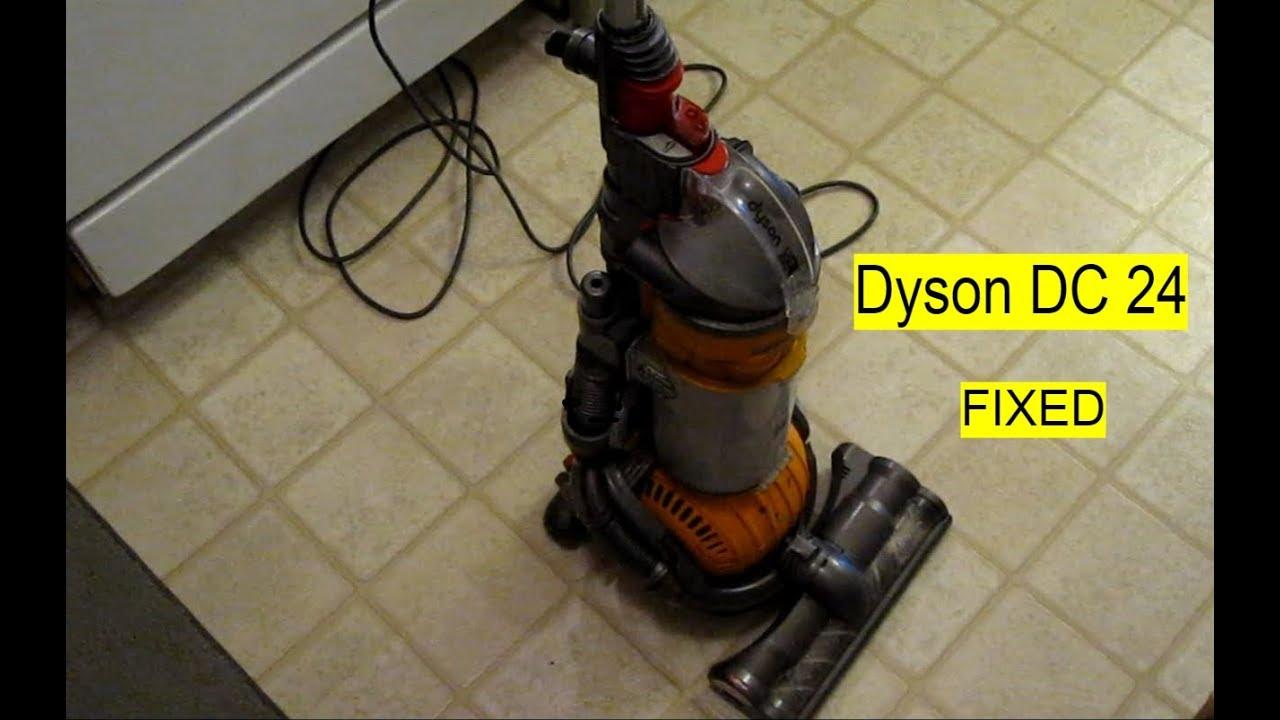 Repeat Dyson dc24 (No Suction ,Switch mechanism ,Brush) FIX
