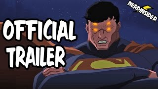 JUSTICE LEAGUE vs TEEN TITANS Trailer Debut REACTION and REVIEW