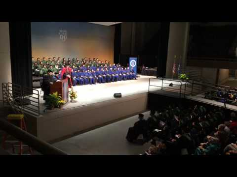 Mayo Clinic School of Medicine Commencement 2017
