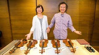 《琴有獨鍾》從25塊美金的小提琴開始,他一步步走向成為「上帝的製琴師」之路 ║ 林光信、張鳳吟