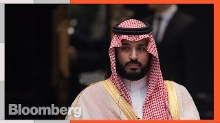 The Millennial Prince Running Saudi Arabia