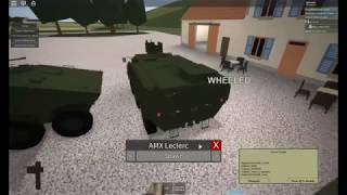 Roblox- The Day Me and rap took on a tank!