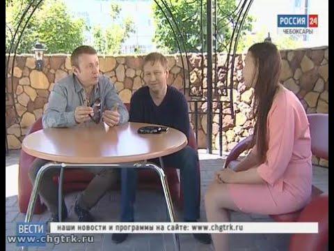 Актёр Сергей Апрельский приехал в Чебоксары на премьеру фильма чувашского режиссёра