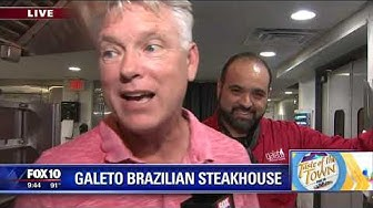 FOX10 - Best Brazilian Steakhouse in Chandler, Arizona!
