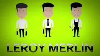 Motion graphics | Leroy Merlen | Speakers