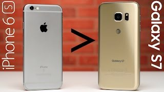 25 Reasons Why iPhone 6S Is Better Than Galaxy S7