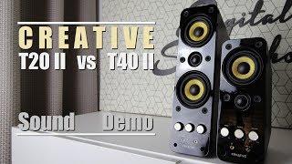 creative Gigaworks T20 Sound Demo
