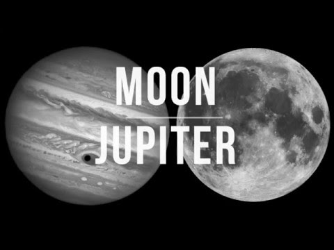 Synastry Inter-Aspect Series: MOON + JUPITER Compatibility