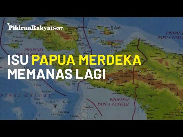 Isu Papua Merdeka Memanas Lagi Usai Dibela Vanuatu di PBB, Demo Tolak Otsus Disorot Media Asing