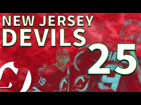 Severson Trade   NHL 17 New Jersey Devils Franchise Mode - Ep. 25