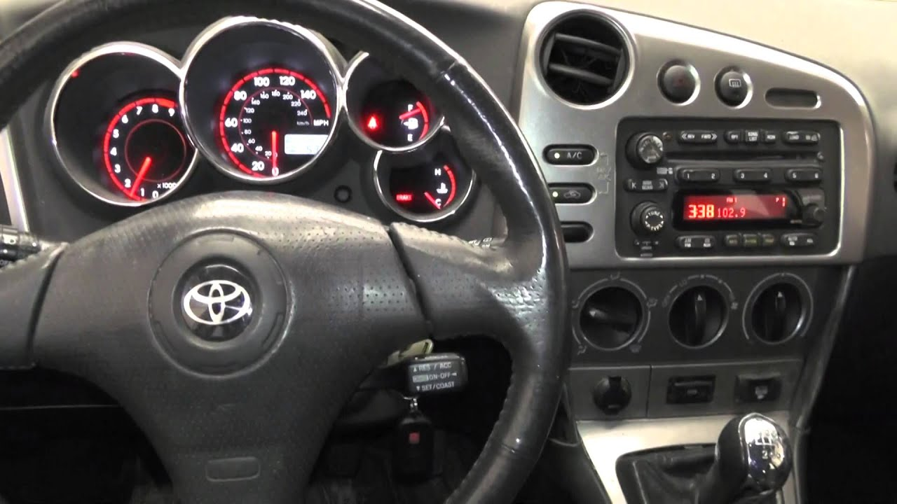 Maxresdefault Take A Look About 2007 Toyota Matrix Reviews With Terrific  Pictures Cars Review