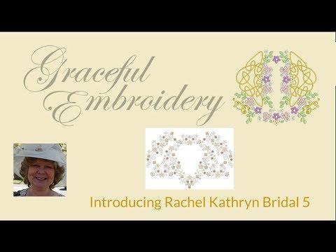 Introducing the Rachel Kathryn Bridal 5 designs