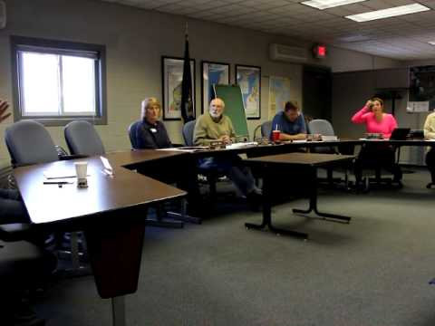 Acme Township Board of Trustees Special Meeting 5 6 2014 ...