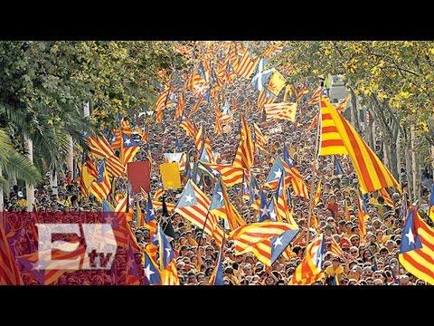 En España aclaman por su independencia / Global