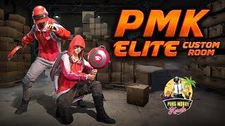 PMK Elite Room - PUBG Mobile Malayalam