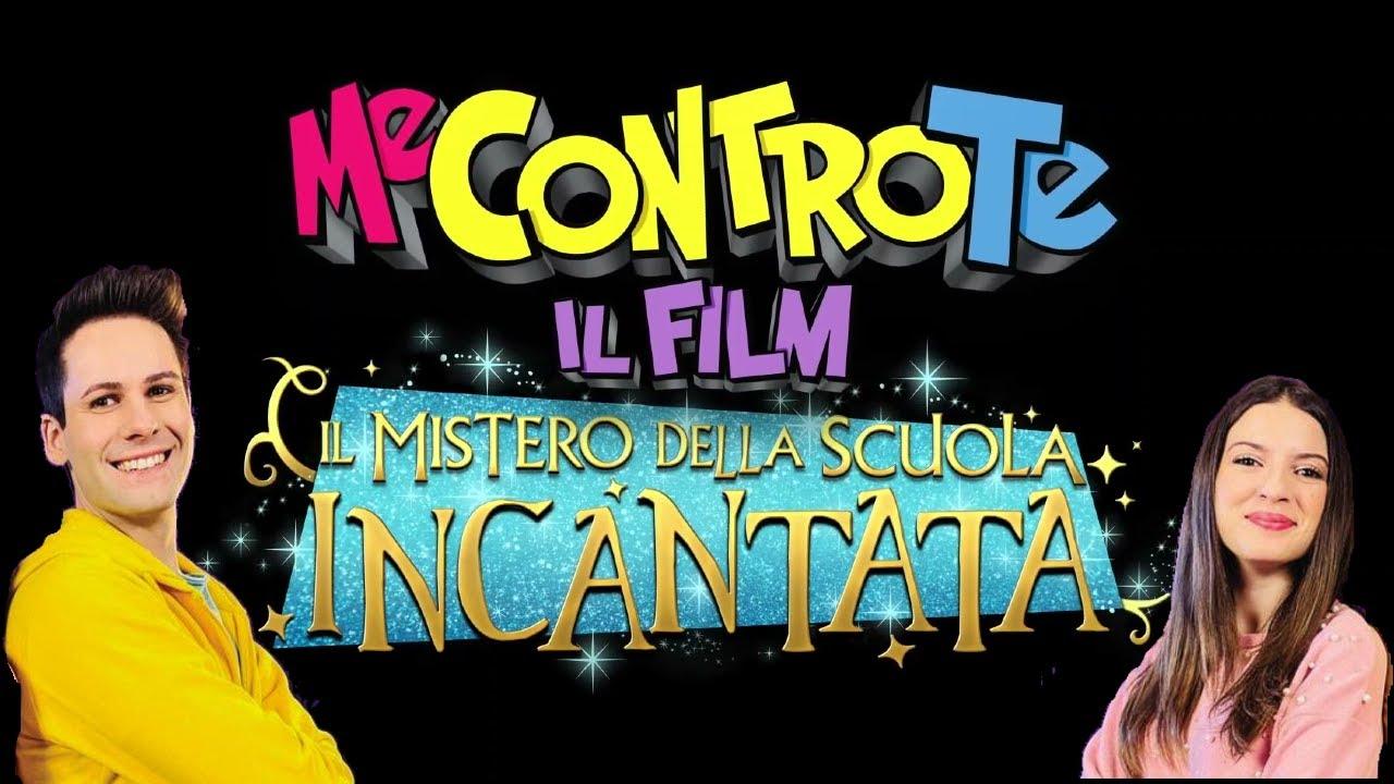 """ME CONTRO TE IL FILM """" IL MISTERO DELLA SCUOLA INCANTATA """" CON LUI' E SOFI'  IL SIGNOR S TRAILER - YouTube"""