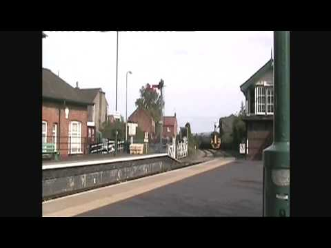 The Music Train -  Sleaford to Batemans Brewery, Wainfleet  & return 09/05/09