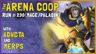 Hearthstone Arena Coop #230: Dual Class Paladin/Mage