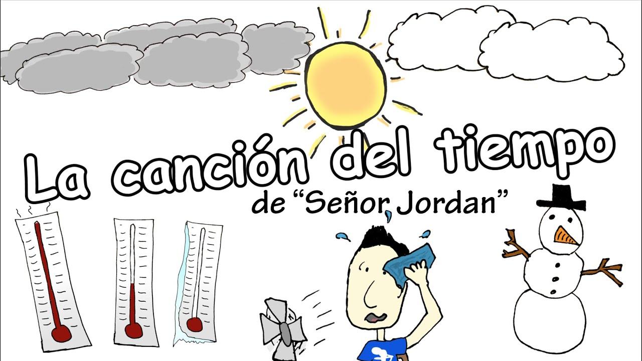 The Weather Song In Spanish La Cancion Del Tiempo Y El Clima Chords