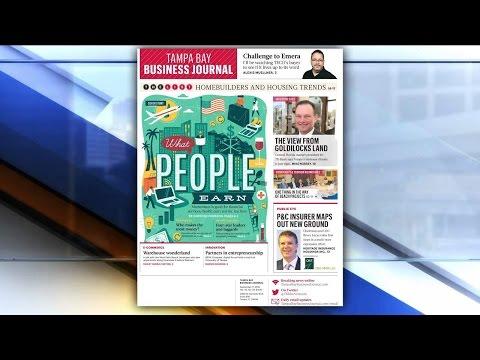 Tampa Bay Business Journal: September 11, 2015
