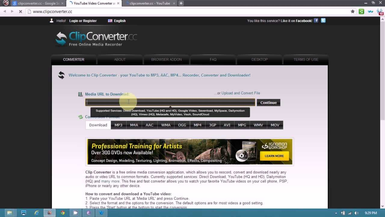 Clip converter (tamil) how to download videos? (youtube) youtube.