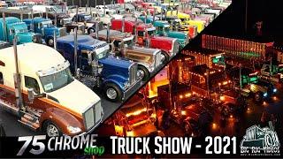 2021 75 Chrome Shop Truck Show